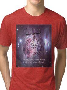 A universe of La Dispute Tri-blend T-Shirt