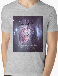 A universe of La Dispute Mens V-Neck T-Shirt