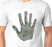 Heatmap Handprint Unisex T-Shirt