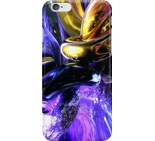 Crystalized Ecstasy Abstract iPhone Case/Skin