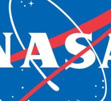 NASA Astronaut Training Program Sticker