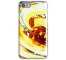 Supernova Abstract iPhone Case/Skin