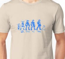 Jak and Daxter Saga - Blue Sketch Unisex T-Shirt