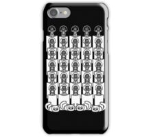 The Deaf, Dumb and Blind and Fluffy Kittens iPhone Case/Skin