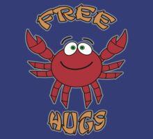 Free Hugs by Maria  Gonzalez