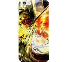 Fire and Desire Abstract iPhone Case/Skin