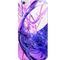 Crystallized Abstract iPhone Case/Skin