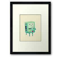 Who Wants To Play Video Games? Framed Print