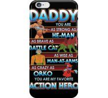 Dad - He Man iPhone Case/Skin