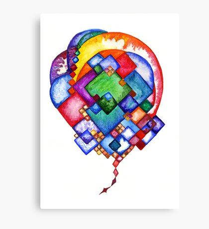 Ideas Born Canvas Print