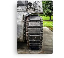 Sherman Tracks Canvas Print