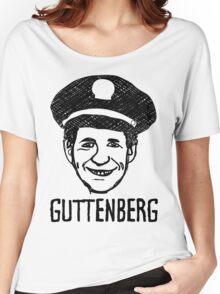 Guttenberg Women's Relaxed Fit T-Shirt