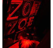 Le Crescent Adore Zoe Photographic Print