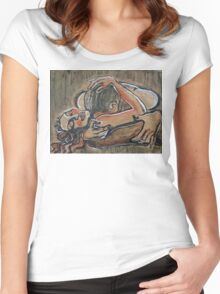 Lovers - Apassionata Women's Fitted Scoop T-Shirt