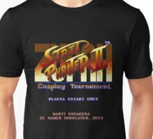 Super Street Fighter II - SNES Unisex T-Shirt