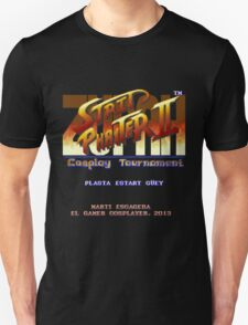 Super Street Fighter II - SNES T-Shirt