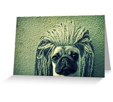 Do You Think I Need a Rasta Hat? Greeting Card