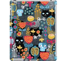 Funny cemetery iPad Case/Skin