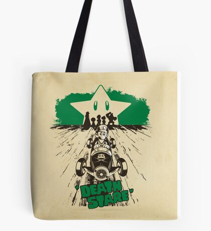 DEATH STARE Tote Bag