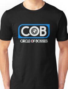 COB Circle of Bosses Unisex T-Shirt