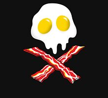 Eggs Bacon Skull Unisex T-Shirt