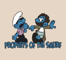 Prophets of the smurf by van-helsa124