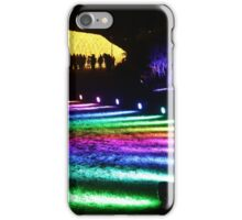 The Rainbow & The Tunnel Of Light iPhone Case/Skin