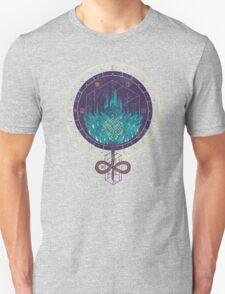 Fading Dahlia Unisex T-Shirt