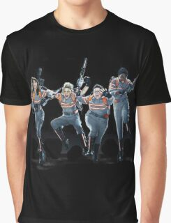 Ghostbusters 2016 team Graphic T-Shirt