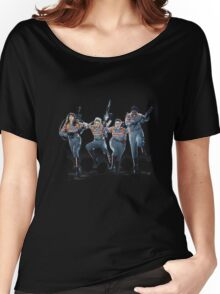 Ghostbusters 2016 team Women's Relaxed Fit T-Shirt