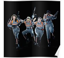 Ghostbusters 2016 team Poster