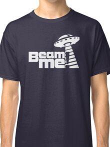 Beam me up V.3.1 (white) Classic T-Shirt