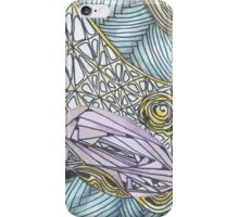 Solitary yellow rose iPhone Case/Skin