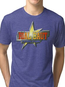 Real Bout Fatal Fury Tri-blend T-Shirt