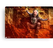 Scarry Terry Canvas Print