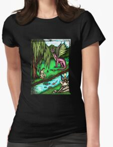 Faerie Realm of the Dragon King T-Shirt