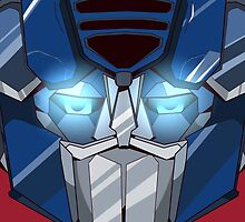 Optimus Prime by J-Popsicle