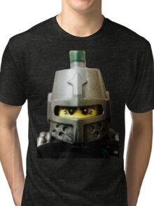 Frightening Knight Tri-blend T-Shirt