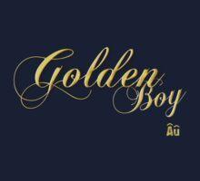 Golden Boy Kids Tee