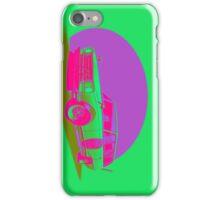Shakotan Wagon (Miami) iPhone Case/Skin
