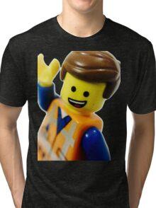 Keep on Smiling! Tri-blend T-Shirt