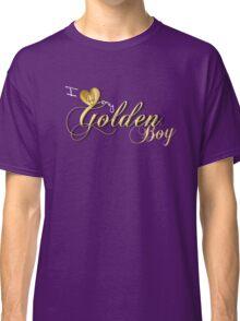 I Love my Golden Boy Classic T-Shirt