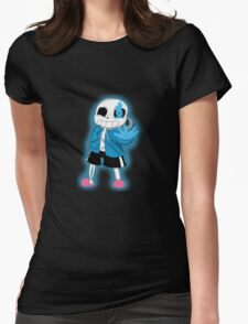 Wanna have a bad time? Womens Fitted T-Shirt