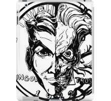 Harvey Dent/Two-Face Illustration iPad Case/Skin