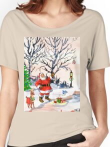 Season's Greetings to you! Women's Relaxed Fit T-Shirt