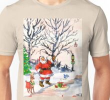 Season's Greetings to you! Unisex T-Shirt