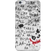 Insane Truth iPhone Case/Skin
