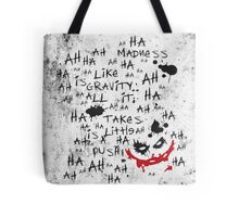 Insane Truth Tote Bag