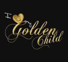 I Love my Golden Child T-Shirt