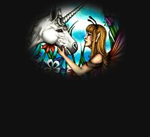 Fairy and Unicorn in Color Women's Tank Top